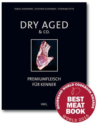 Dry aged, Trocken reifen, Kochbücher, Trockenfleisch