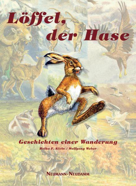 Klein, Weber, Kinderbuch, Löffel, Hase