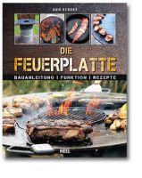 Eckert, Feuerplatte, Kochbuch, Grillen, Outdoorküche