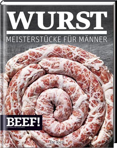 Beef, Wurst, Wurstbuch, Kochbuch