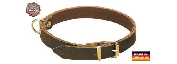 Lederhalsband , Halsband , Halsung