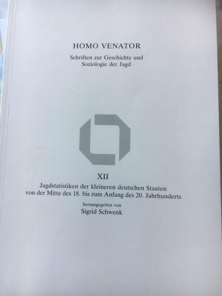 Schwenk - Homo Venator XII