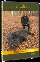Hunters Video, Schwarzwildfieber 5, DVD, Schwarzwild, Rumänien, Auslandjagt, Wildschwein,