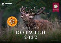 Kalender, Rotwildkalender 2022, Kalender 2022, Rotwild