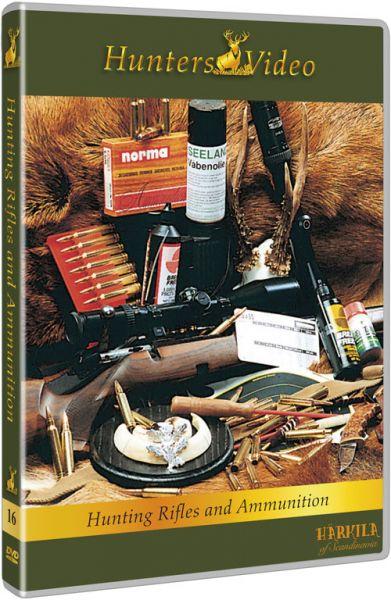 Hunters Video, DVD, Vorbereitung auf die Jagd, Munition, Vorbereitung, Ausrüstung