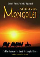 Mongolei, Reisebericht, Bildband