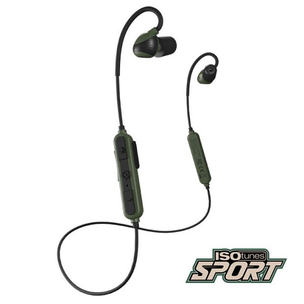 Gehörschutz, Kopfhörer, ISOTUNES