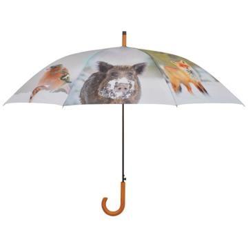 Jagdlicher Schirm, Schirm