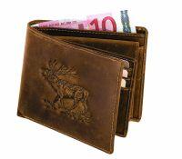 Portemonaie,Geldbörse,Geldbeutel,Jagdgeldbeutel