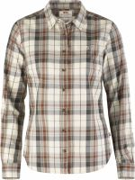 Fjäll Räven Övik Flannel Shirt W , Damenbluse , Bluse , Flannel ,