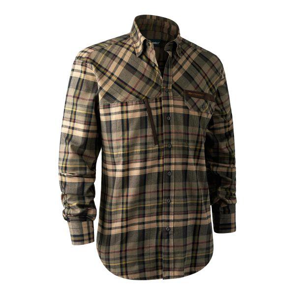 Deerhunter, Hemd, Herrenhemd