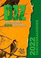 Kalender, Taschenkalender 2022, DJZ